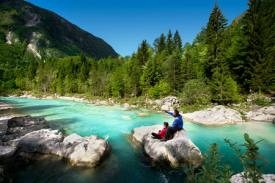 NATIONAL TREASURES ADVENTURE - Triglav National Park, emerald Soča river, Bovec, Bled (1 day)
